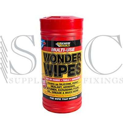 Everbuild Wonder-wipes