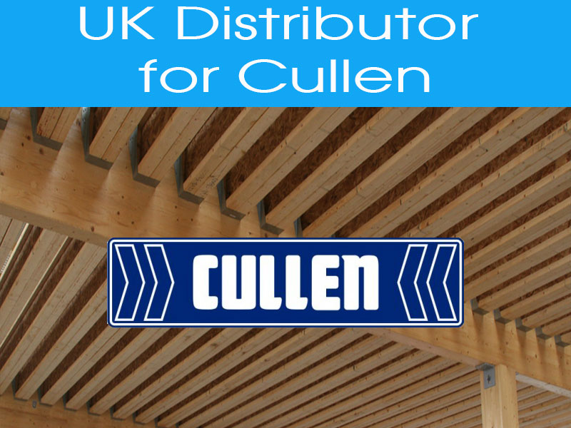 SEC Fixings. Uk distributor for Cullen Products