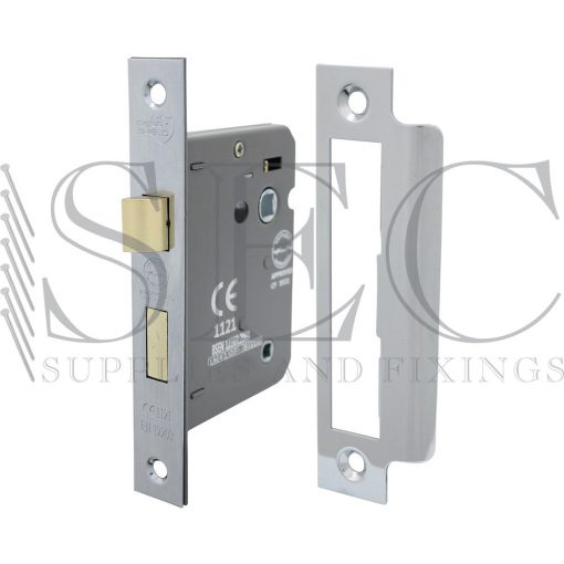 Eclipse Bathroom Sash Lock