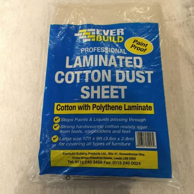Waterproof Dust Sheet