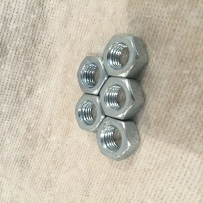 Loose Hex Nuts